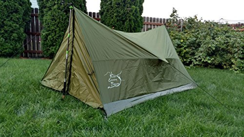 On Sale & River Country Products Trekker Tent 2 Trekking Pole Tent ...